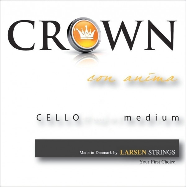 LARSEN Cello Saiten Crown - medium